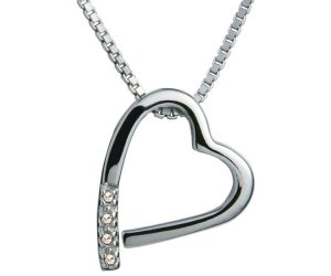 Medál Hot Diamonds Just Add Love Memories