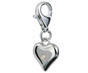 Medál Hot Diamonds Love Luck Happiness DT012