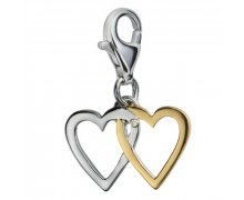Medál Hot Diamonds Love Luck Happiness DT025