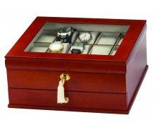 2afd27edc97b Fa karóra tároló doboz Mele & Co. Wooden Watch