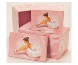 Box Mele&Co. Ballerina Collection
